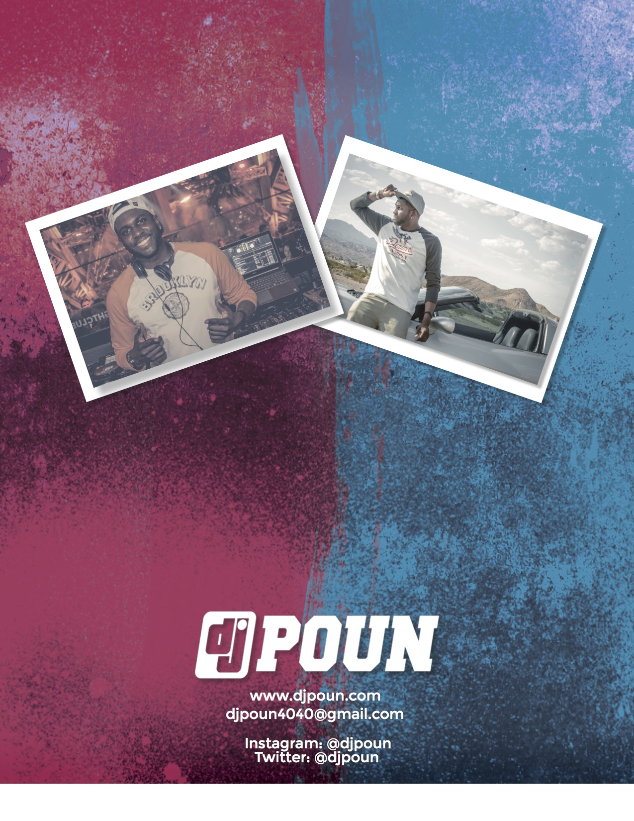 DJ Poun EPK image 4