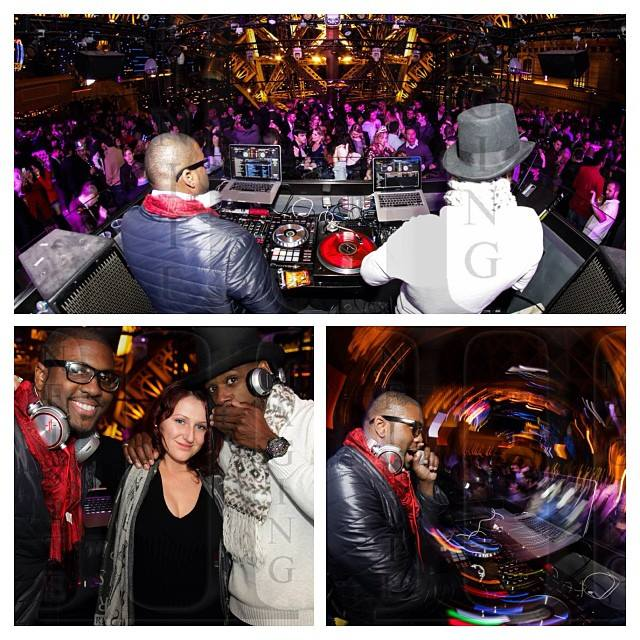 DJ Poun New Year's Eve at Chateau Nightclub