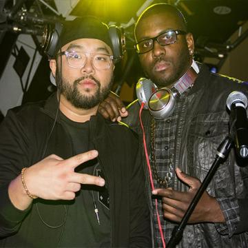 DJ Poun and DJ Franzen